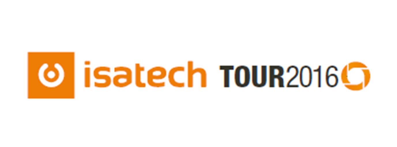 ISATECH TOUR2016