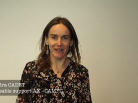 Alexandra CADET – Responsable support AX chez CAMFIL