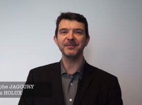 Christophe JAGOURY – RSI société HOLUX