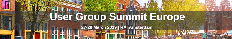 Summit EMEA 2019 | 27-29 March | Amsterdam