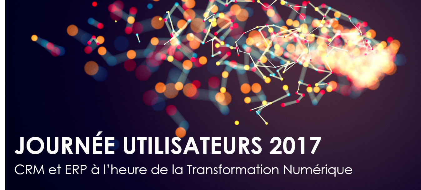 JOURNÉE UTILISATEURS 2017