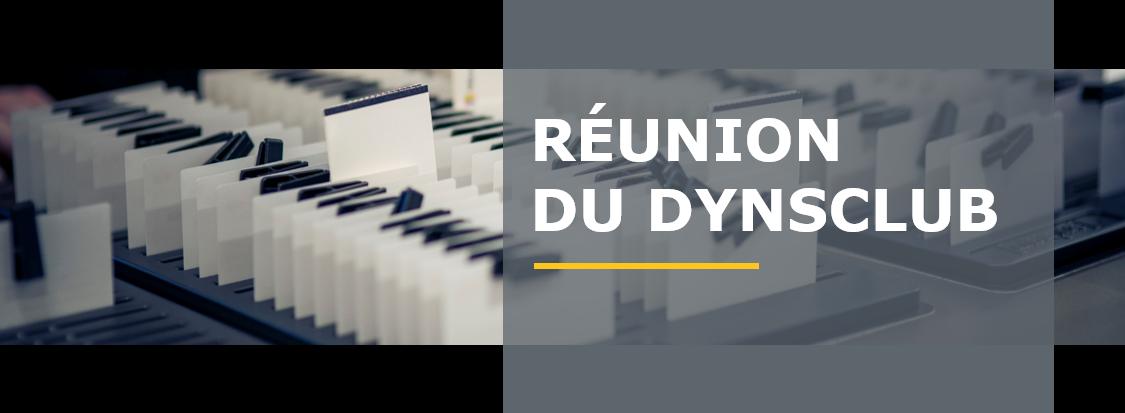Réunion du DynsClub le 23 janvier 2020