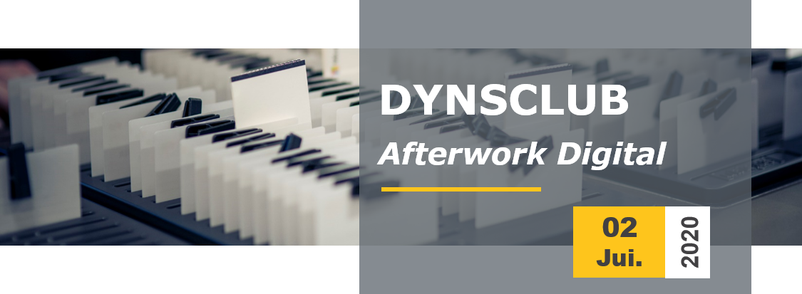 "Afterwork Digital ""Le Programme de Migration Dynamics 365 détaillé au travers de cas concrets"""